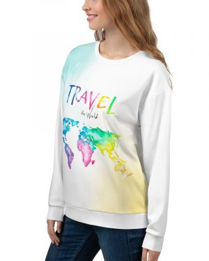 Sudadera Travel